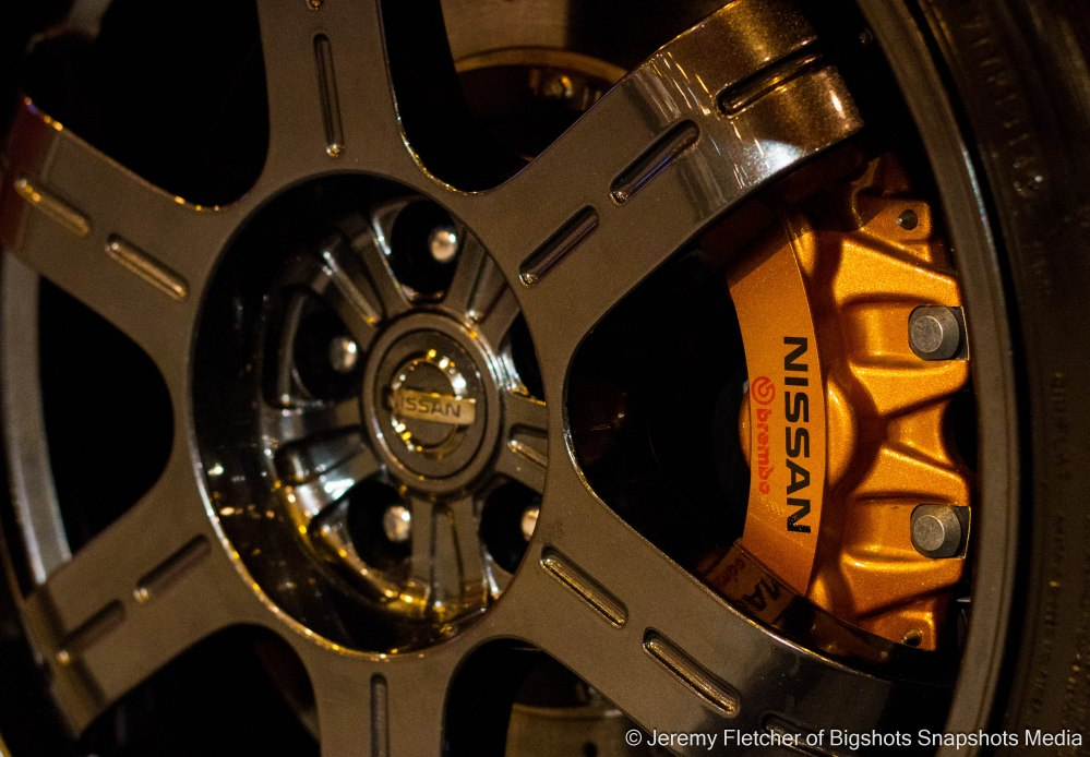 Nissan GT-R wheel
