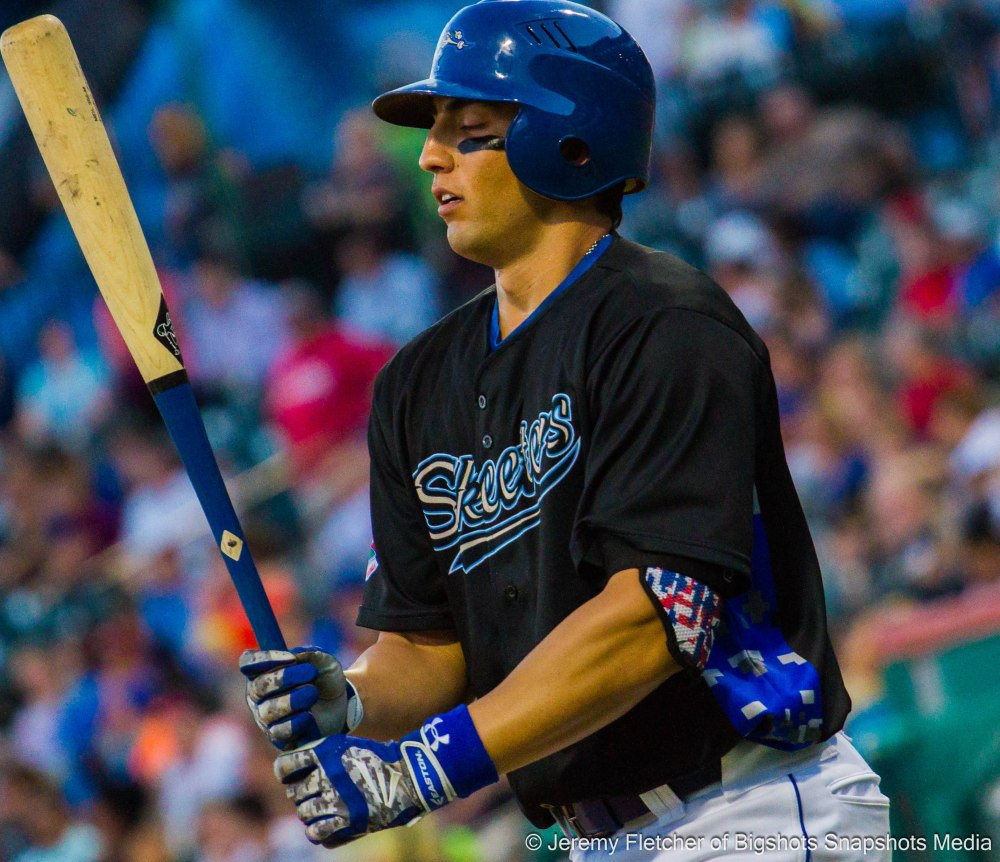 SugarLand Skeeters (23-23) vs York Revolution (18-27) Thursday June 11 2015 at Constellation Field