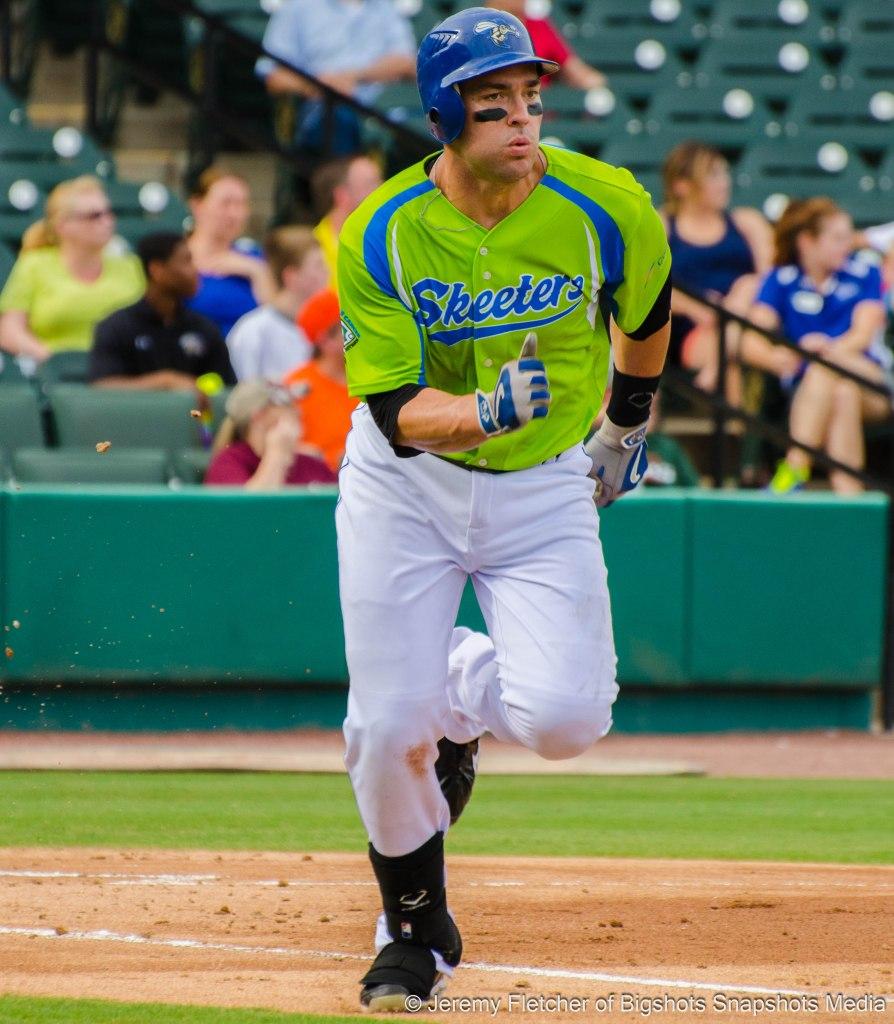SugarLand Skeeters (32-31) vs Long Island Ducks (40-21) here at Constellation Field in SugarLand Texas June 28, 2015