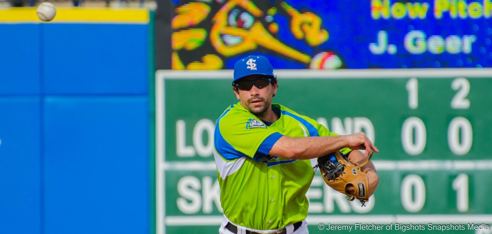 SugarLand Skeeters (32-31) vs Long Island Ducks (40-21) here at Constellation Field in SugarLand Texas June 28, 2015