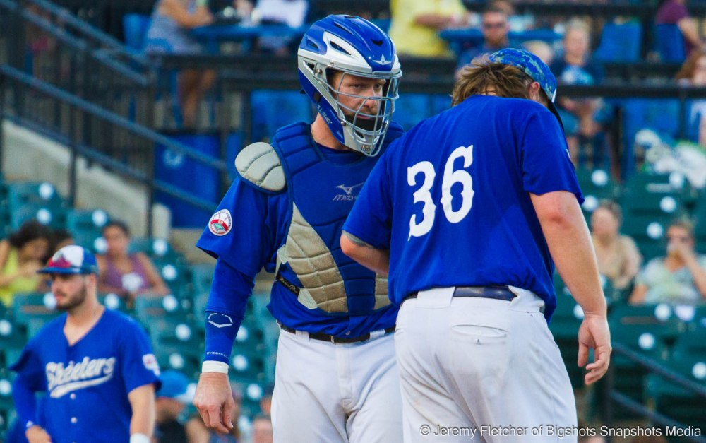 Sugar Land Skeeters fall to the Lancaster Barn stormers (3-4) here at Constellation Field in Sugar Land ,Texas July 23, 2015 / Jeremy Fletcher of Bigshots Snapshots Media Group