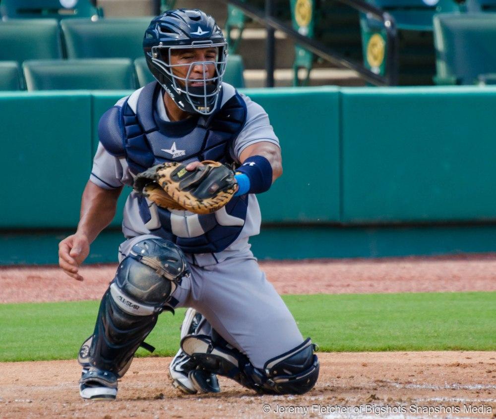 Sugar Land Skeeters vs Bridgeport Bluefish here at Constellation Field in Sugar Land Texas Sunday, August 23, 2015 (Luis Rodriguez)