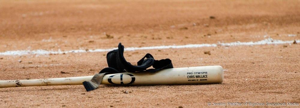 Sugar Land Skeeters vs Bridgeport Bluefish here at Constellation Field in Sugar Land Texas Sunday, August 23, 2015 (Chris Wallace otw bat)