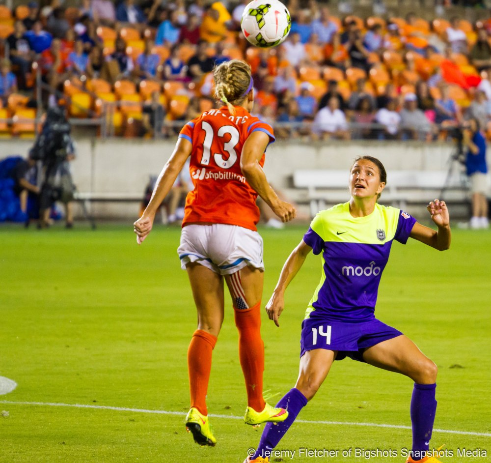 Houston Dash vs Seattle Reign FC in Houston Texas at BBVA Compass Stadium Aug, 21, 2015 (Jeremy Fletcher of Bigshots Snapshots Media Group)