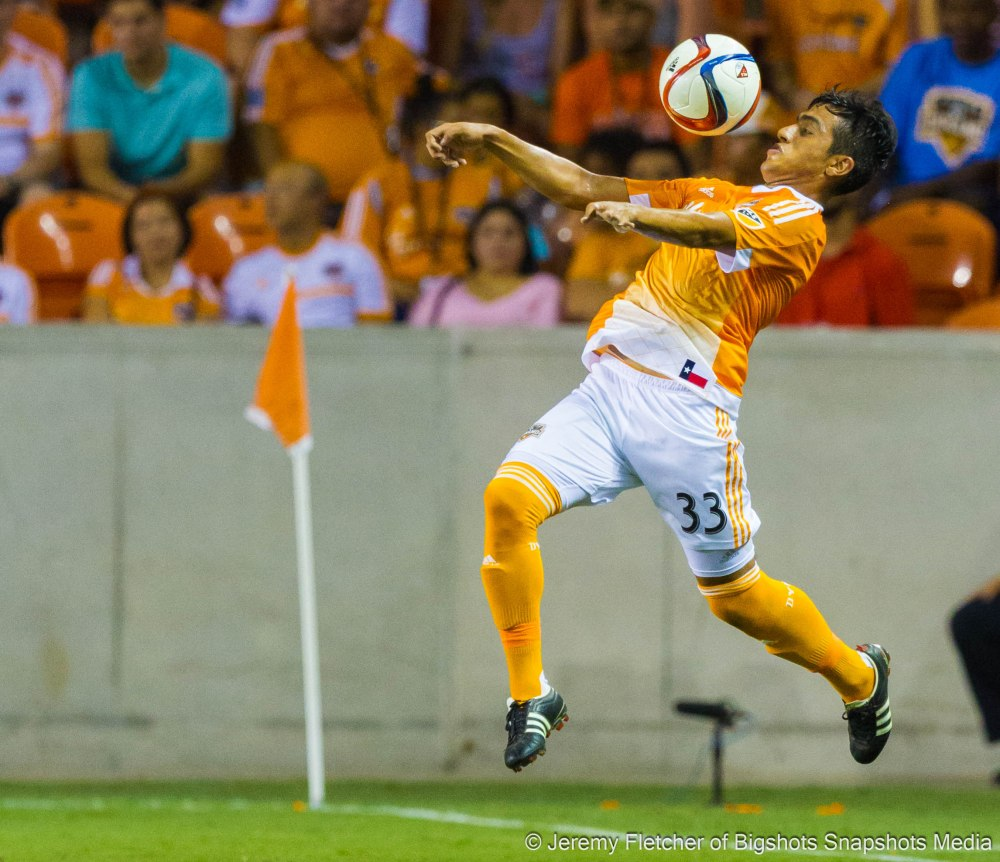 Houston Dynamo vs San Jose Earthquakes here at BBVA Compass Stadium in Houston Texas August 8, 2015 / Jeremy Fletcher of Bigshots Snapshots Media Group
