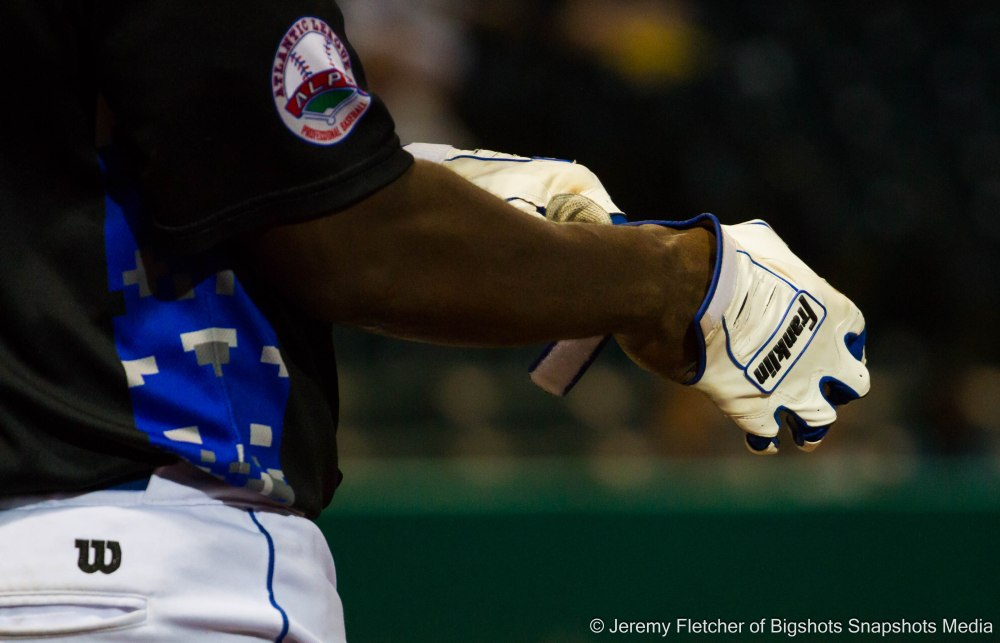 Sugar Land Skeeters vs Bridgeport Bluefish here at Constellation Field in Sugar Land Texas Tuesday August 18, 2015