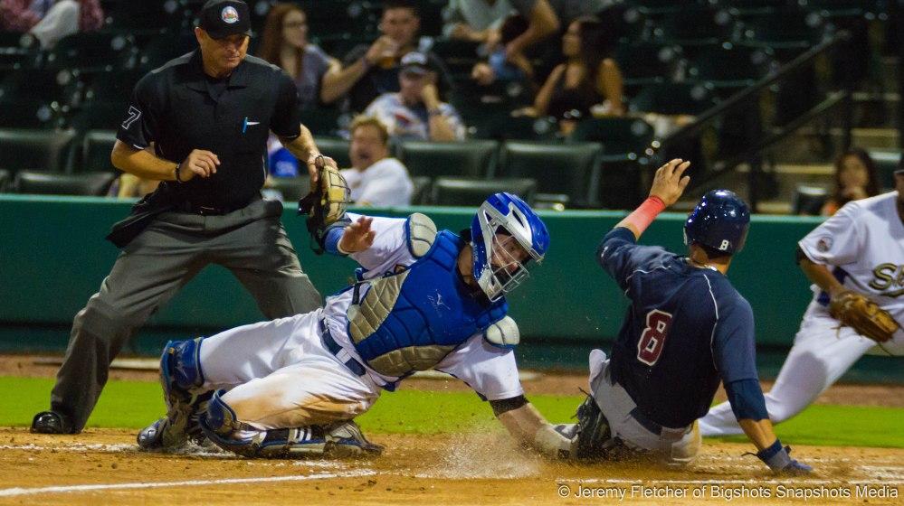 Sugar Land Skeeters vs Somerset Patriots here at Constellation Field September 1, 2015 in Sugar Land Texas (Jeremy Fletcher of Bigshots Snapshots Media Group)