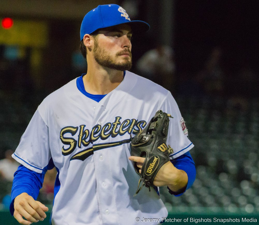 Sugar Land Skeeters vs Camden Riversharks here at Constellation Field in Sugar Land Texas Thursday September 17, 2015 (Jeremy Fletcher of Bigshots Snapshots Media Group)