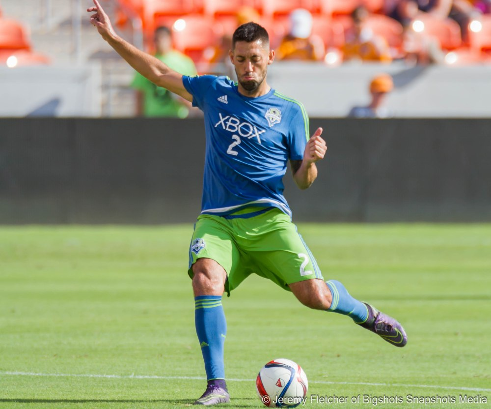 Houston Dynamo vs Seattle Sounders (1-1) here in Houston Texas at BBVA Compass Stadium October 10, 2015 (Jeremy Fletcher of Bigshots Snapshots Media Group)