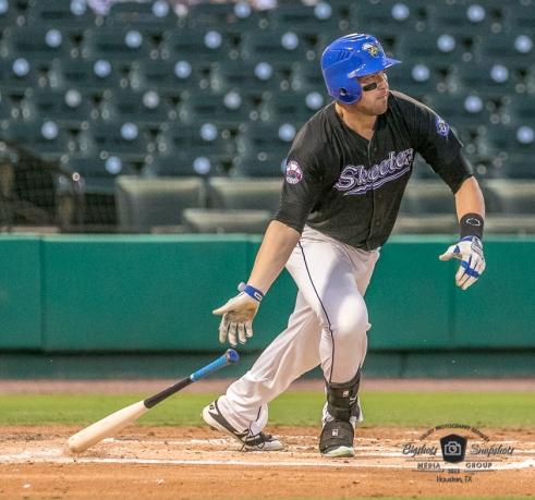 Sugarland Skeeters vs Bridgeport Bluefish 2017-18