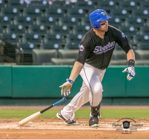 Sugarland Skeeters vs Bridgeport Bluefish 2017-18